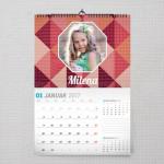 Poklon kalendar za devojčice