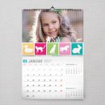 Životinjice poklon kalendar za dete