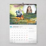 Bambi poklon kalendar za dete