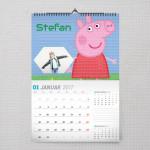 Pepa Prase poklon kalendar