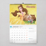 Moja Bella poklon kalendar za devojčice