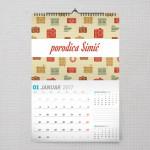 Fotoaparat poklon kalendar