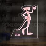 Pink Panter poklon lampa