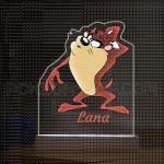 Tasmanijski djavo poklon lampa