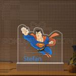 Supermen poklon lampa