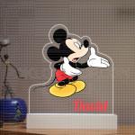 Miki Maus poklon lampa