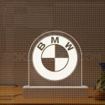 BMW poklon lampa