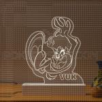Tasmanijski đavo poklon lampa