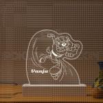 Tasmanijski đavo na rolerima poklon lampa
