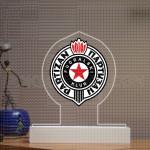 Partizan poklon lampa