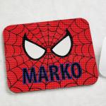 Spiderman maska poklon podloga za miša