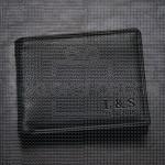 Slova i datum poklon novčanik