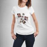 Naše slike foto kolaž od 7 fotografija poklon majice i duksevi