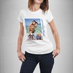 Porodični kolaž poklon majice i duksevi