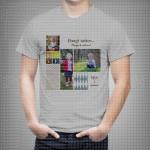 Foto kolaž poklon majice i duksevi