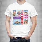 Ljubav sreća smeh poklon majice i duksevi