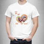 Šareno srce poklon majice i duksevi