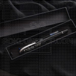 Metalna olovka sa posvetom