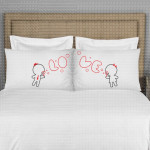 Ljubavni baloni poklon jastučnice