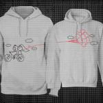 Mladenački bicikl poklon majice i duksevi