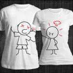 Ljubav na čudan način poklon majice i duksevi