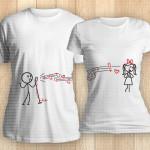 Ljubavna muzika poklon majice i duksevi
