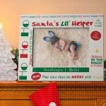 Prvi Božić poklon ram za slike
