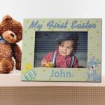 Moj prvi Uskrs-dečak poklon ram za slike