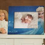 Prelepa Frozen poklon ram za slike