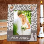 Naše venčanje poklon ram za slike