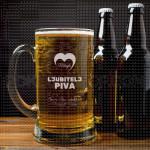 Ljubitelj piva poklon čača za pivo