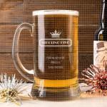 Kraljevo pivo poklon čaša za pivo