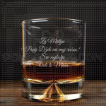 Popij Džek na moj račun poklon čaša za viski