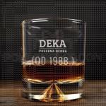 Deki poklon čaša za viski