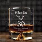 Proslavi najbolje rođendan poklon čaša za viski