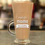 Najbolja mama poklon čaša za kafu