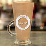 Najbolja kafa Late poklon čaša za kafu