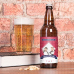 Poziv za kumstvo poklon pivo