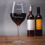Tatina  poklon čaša za vino