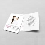 Želimo da učestvujete na našem venčanju pozivnica