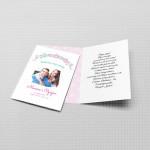 Budite deo našeg venčanja pozivnica