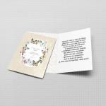Leptirići pozivnica za rođendan