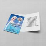 Frozen pozivnica za rođendan