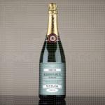 Ljubavi poklon šampanjac