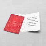 Crvena pozivnica za Novu godinu
