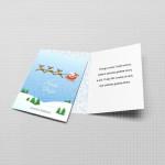 Pozivnica sa Deda Mrazom