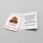 Pozivnica sa tortom