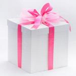Romantična poklon kutija