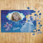 Poklon puzzle Pepeljuga i vila