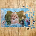 Poklon puzzle Zaleđeno kraljevstvo